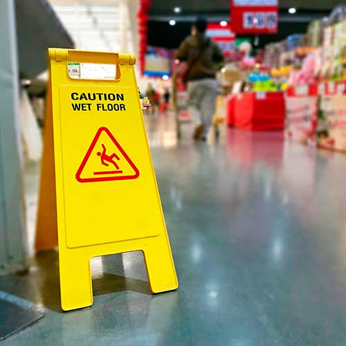 What Is Considered A Slip And Fall Accident