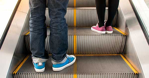 Injuries from Escalator and Elevator accidents