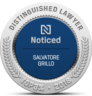 Salvatore Grillo | Distinguished Lawyer