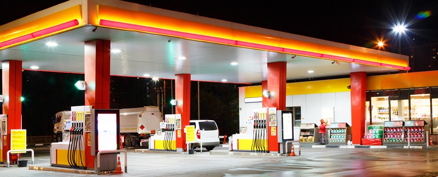 Gas Stations Slip And Fall Injuries