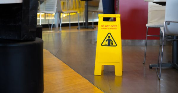 Slip and Fall Injuries at Tim Hortons