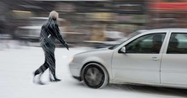 Common Injuries in a Pedestrian Accident